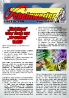 Scheinwerfer 2014/04