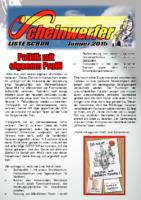 Scheinwerfer 2015/01
