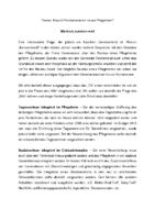 Stadtbote 2015/03: Pflegeheim – Nicht ob, sondern wie!
