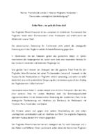 Stadtbote 2011/10:  Dritte Piste – wo geht die Reise hin?
