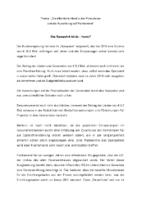 Stadtbote 2012/03: Das Sparpaket ist da – hurra?