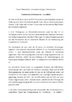 Stadtbote 2013/05: Fernheizwerk in Fischamend – na endlich!