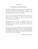 Stadtbote 2010/10: Gemeindepolitik ist kein 2-Minuten Fertiggericht