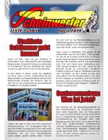 Scheinwerfer 2019/04