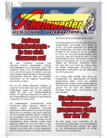Scheinwerfer 2019/12
