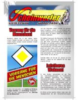 Scheinwerfer 2020/01